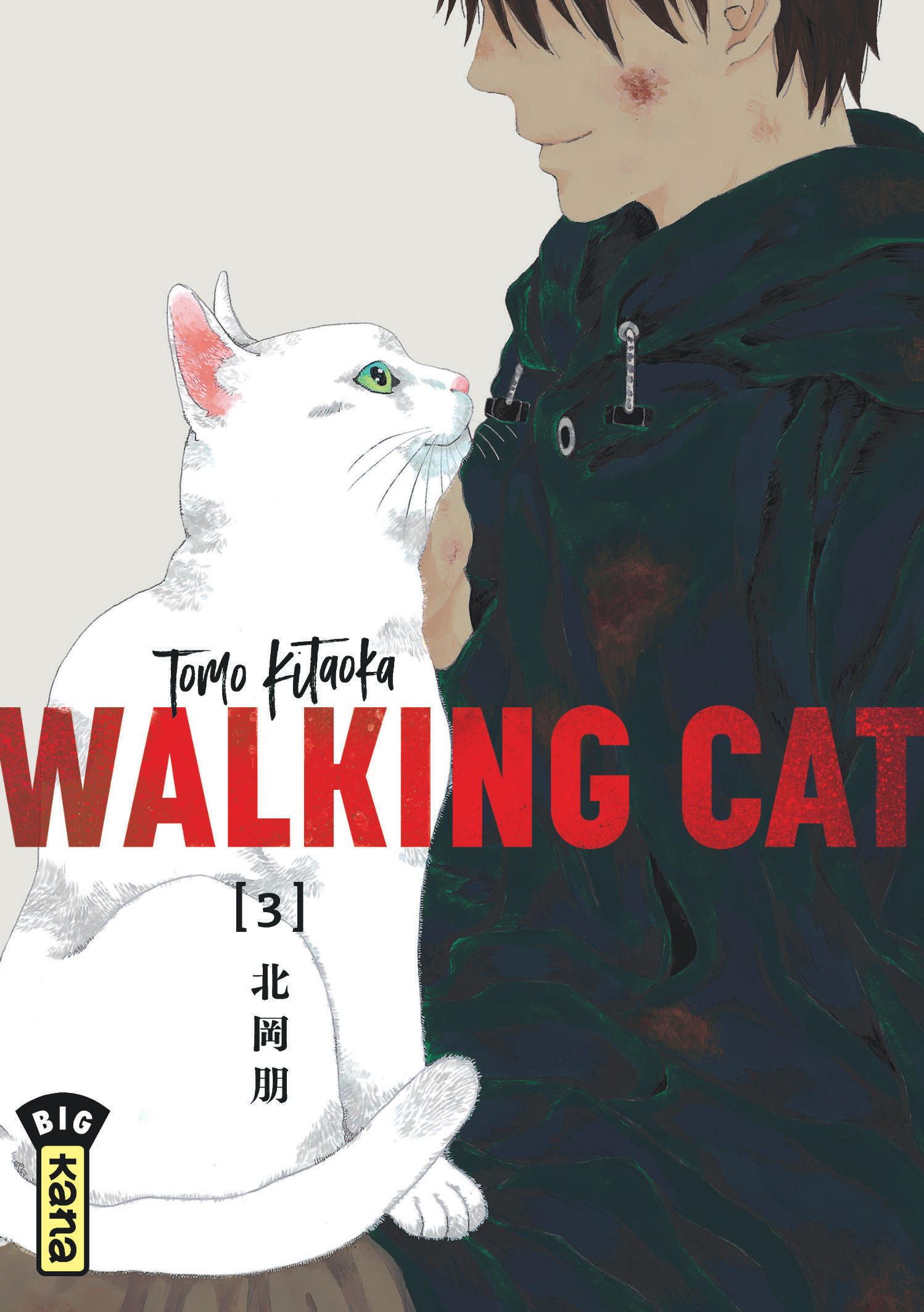 WALKING CAT - TOME 3