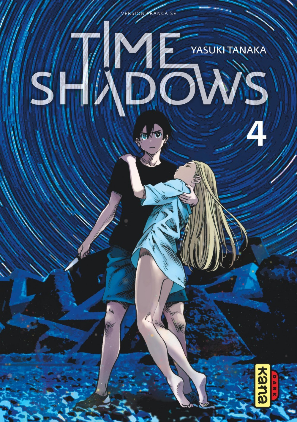 TIME SHADOWS, TOME 4