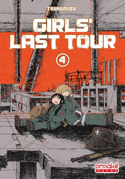 GIRLS LAST TOUR - TOME 4 (VF) - VOL04