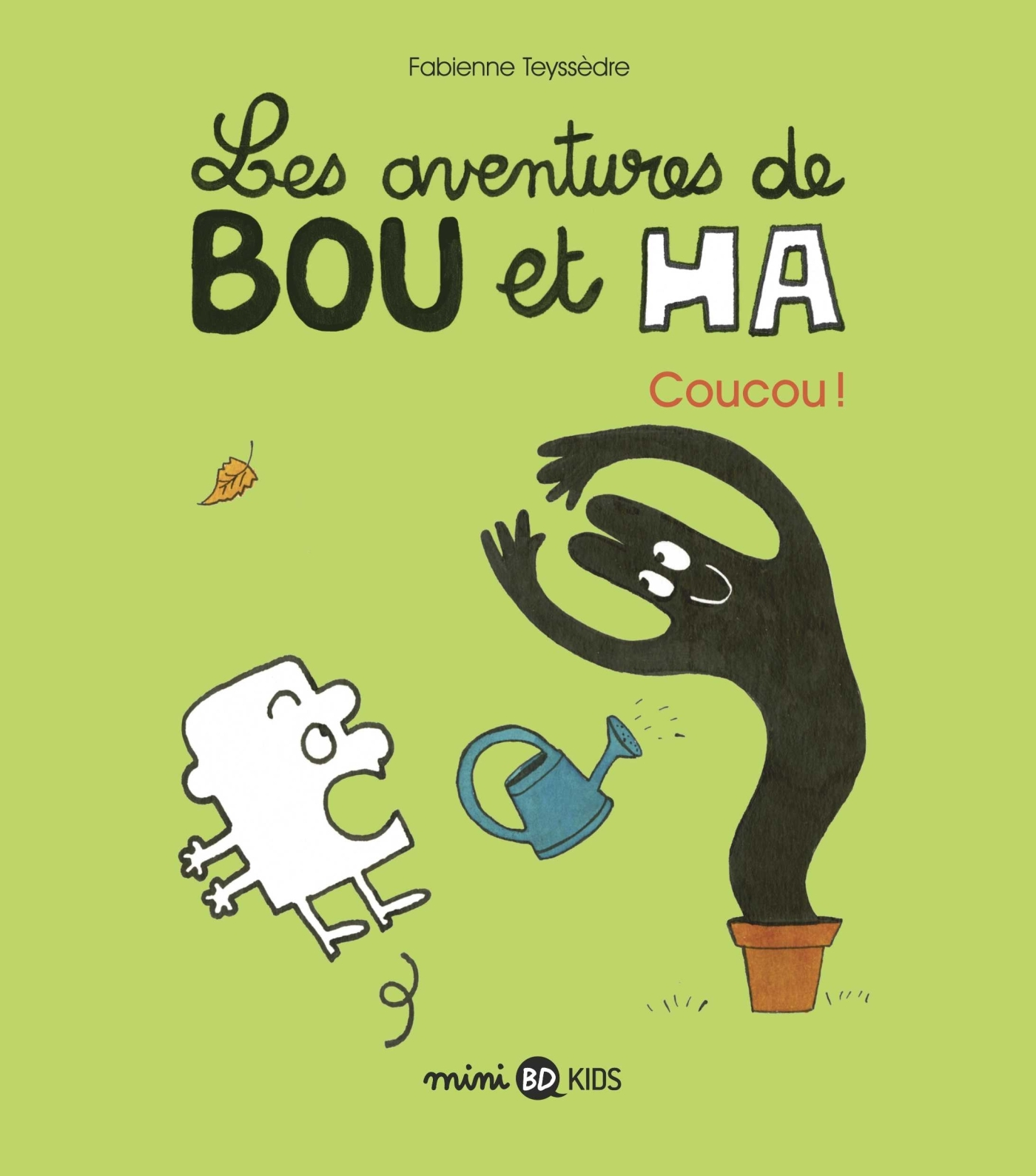 LES AVENTURES DE BOU ET HA, TOME 02 - COUCOU !