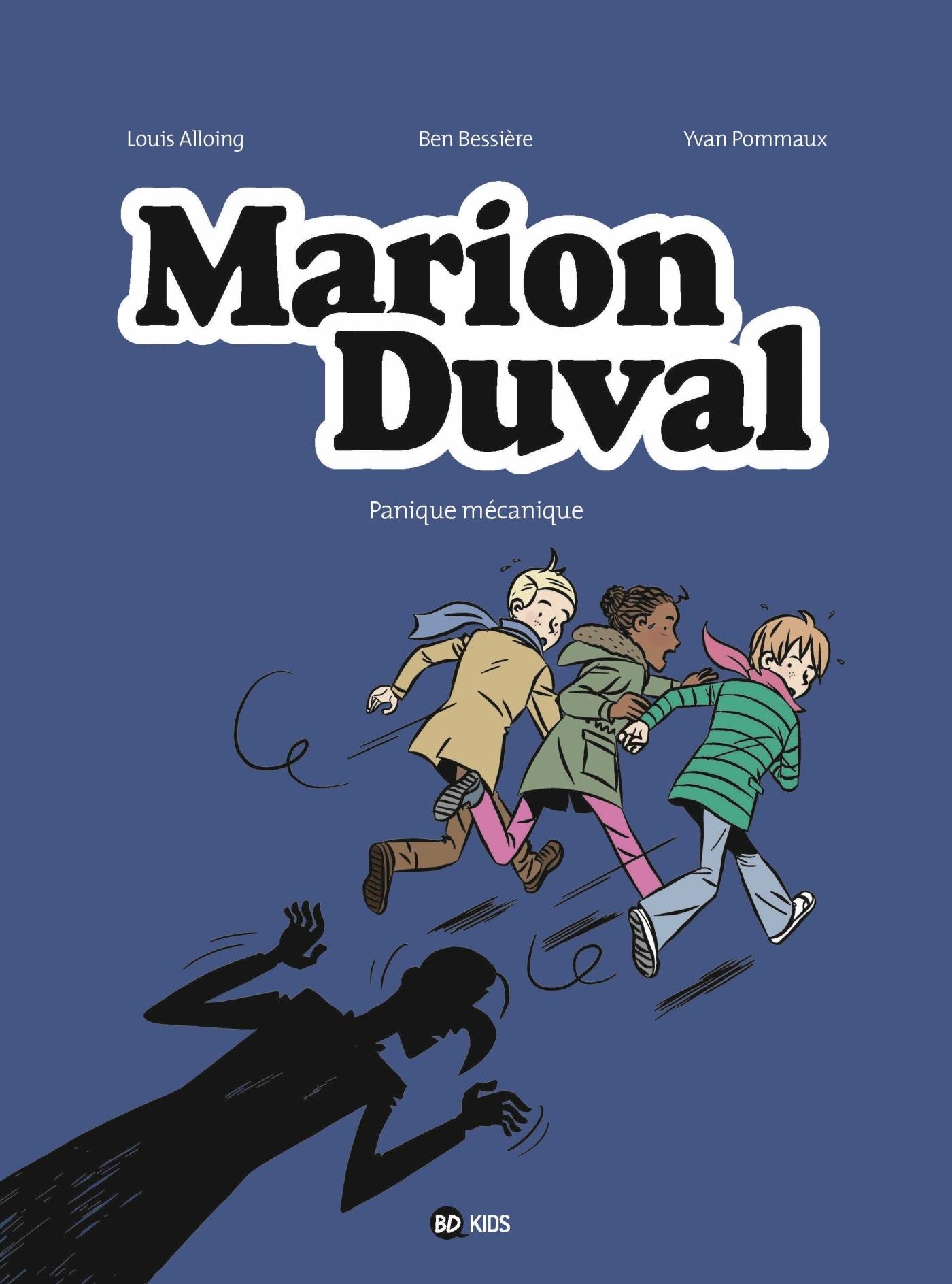 MARION DUVAL, TOME 28 - PANIQUE MECANIQUE