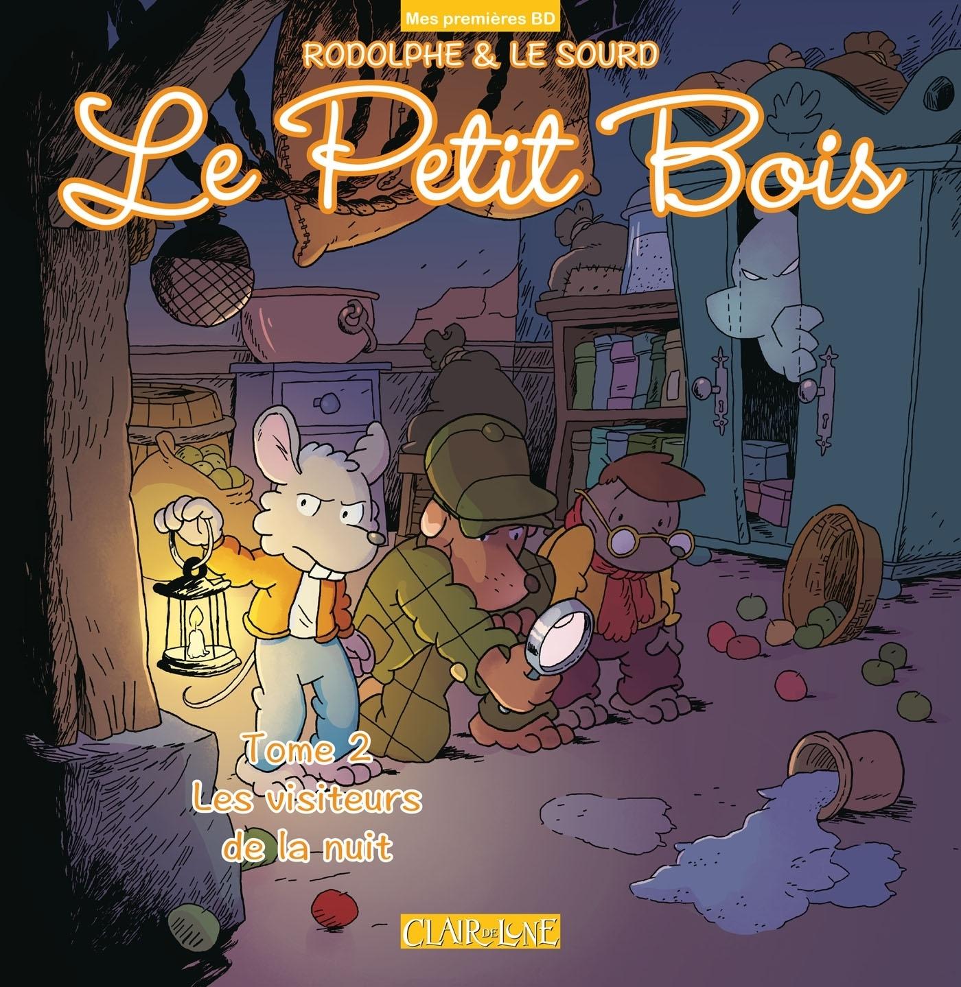 LE PETIT BOIS T2 - LES VISITEURS DE LA NUIT