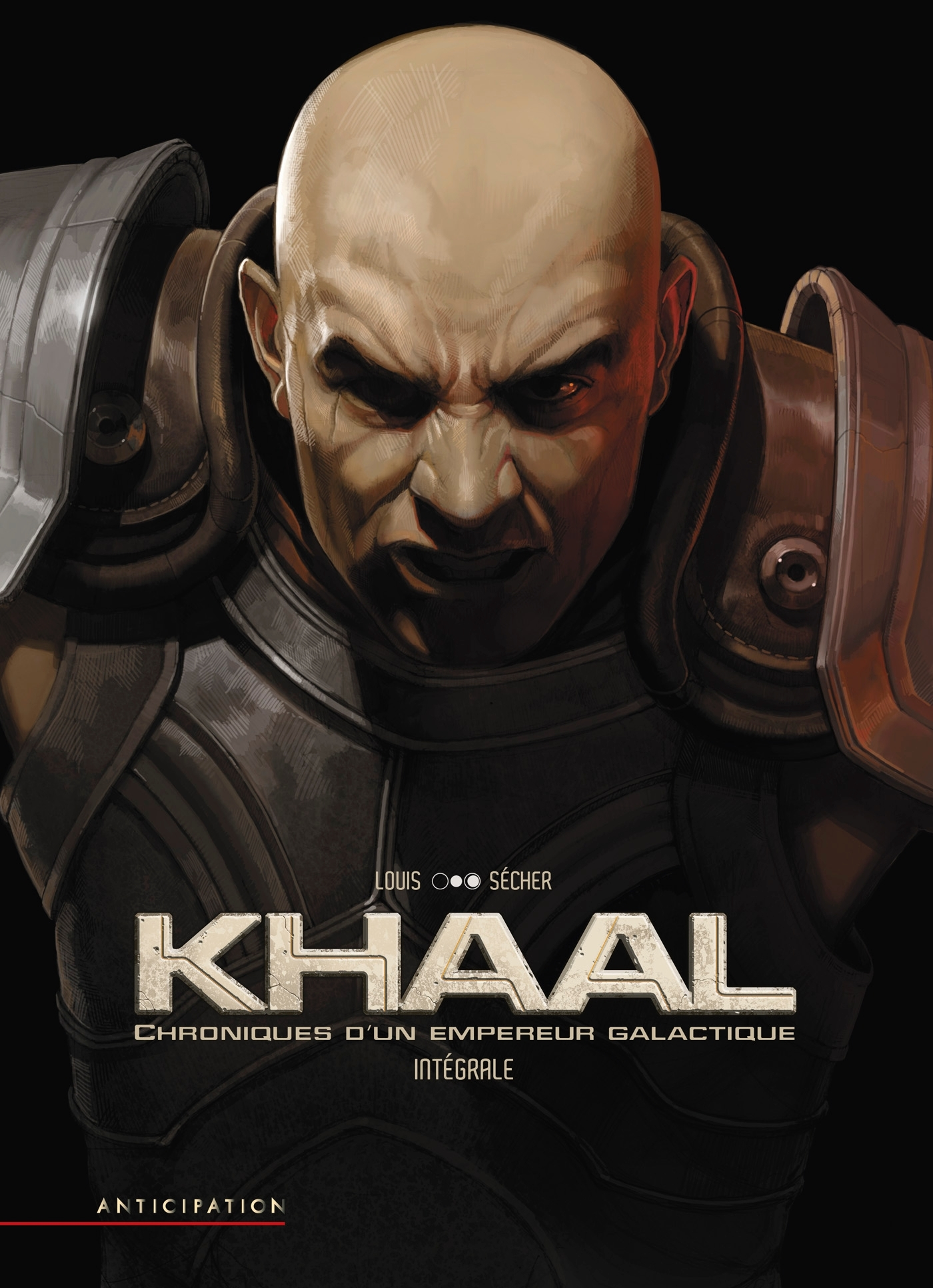 KHAAL CHRONIQUES D'UN EMPEREUR GALACTIQUE INTEGRALE - TOMES 1 ET 2