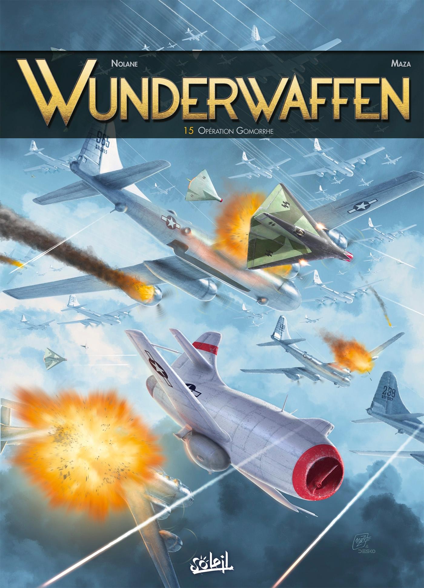 WUNDERWAFFEN - T15 - WUNDERWAFFEN 15 - OPERATION GOMORRHE