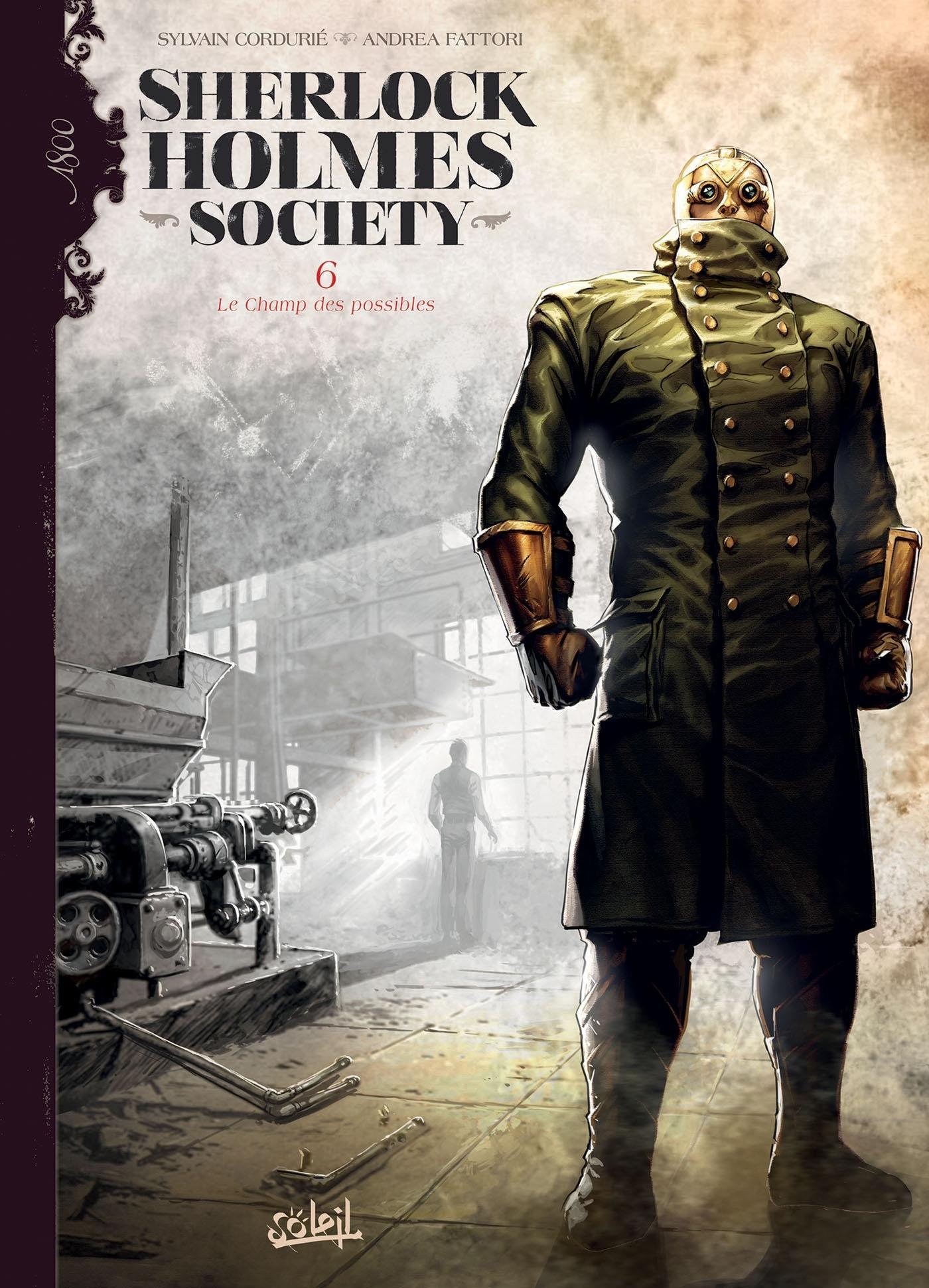 SHERLOCK HOLMES SOCIETY T06