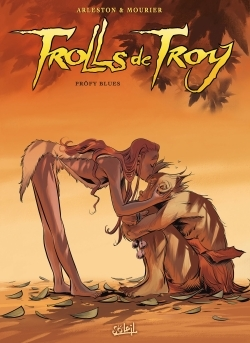 TROLLS DE TROY T18 - PROFY BLUES