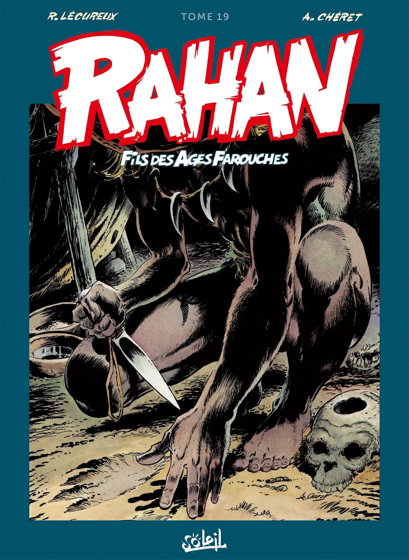 RAHAN - T19 - RAHAN L'INTEGRALE 19 NOUVELLE EDITION