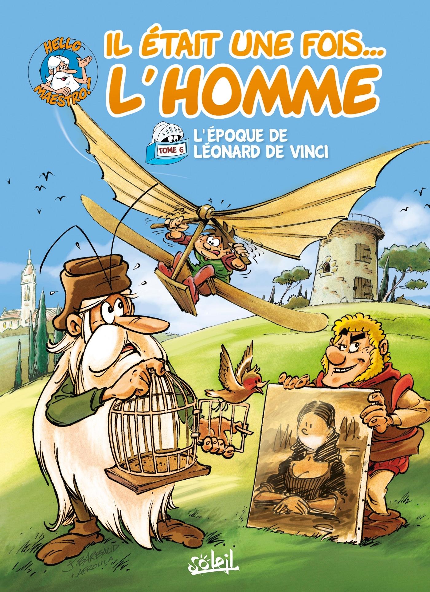 IL ETAIT UNE FOIS L'HOMME T06