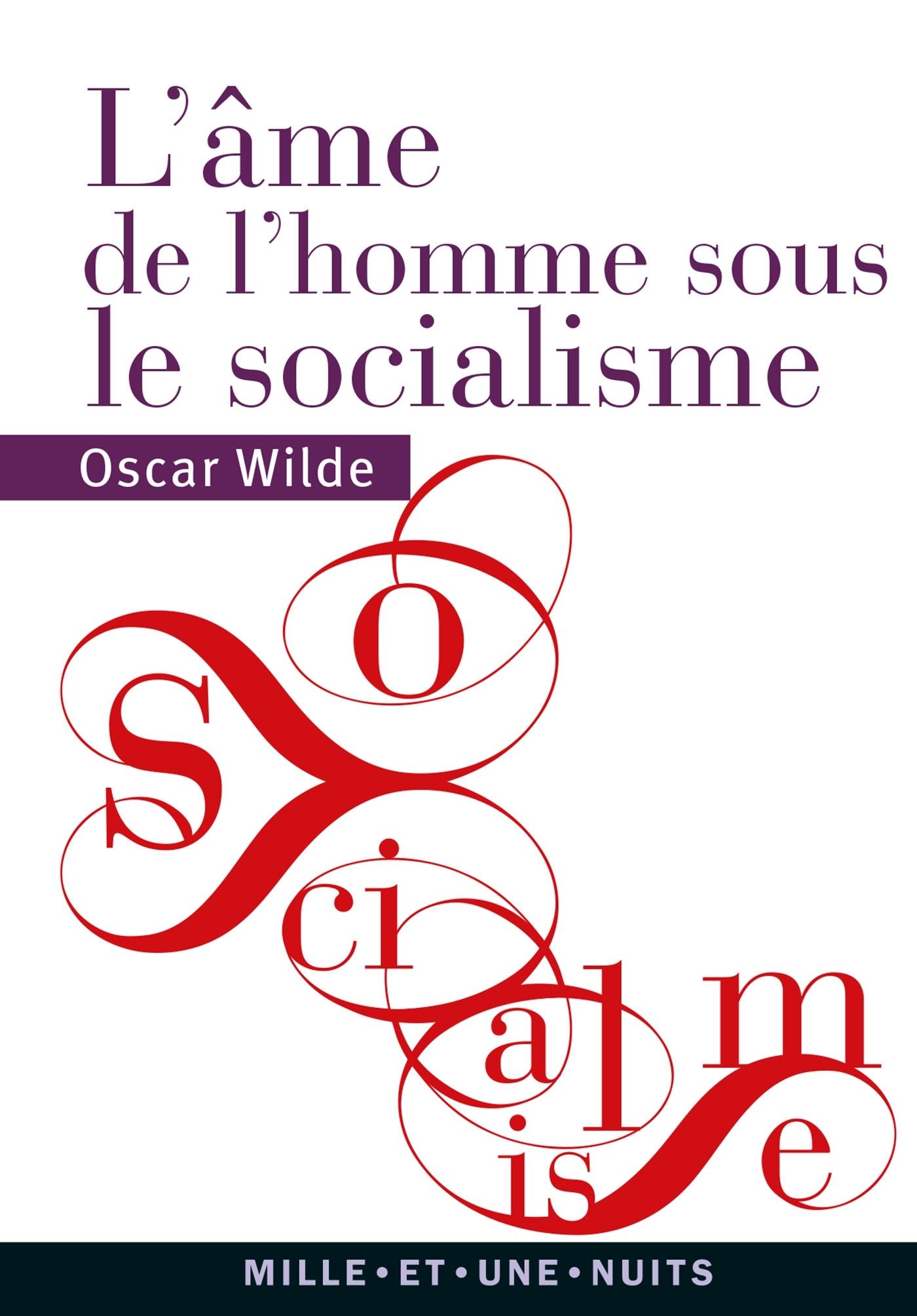 L'AME DE L'HOMME SOUS LE SOCIALISME