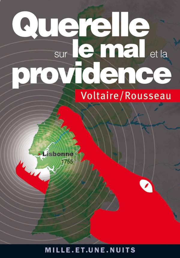 QUERELLE SUR LE MAL ET LA PROVIDENCE - (LISBONNE 1755)