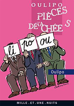 OULIPO - PIECES DETACHEES