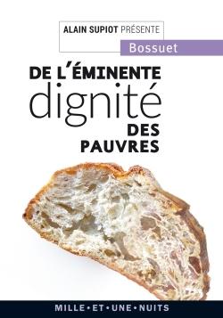 DE L'EMINENTE DIGNITE DES PAUVRES
