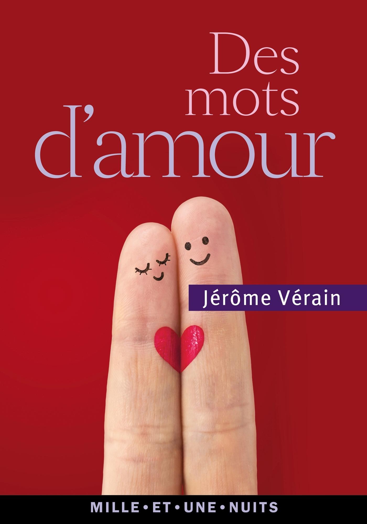 DES MOTS D'AMOUR