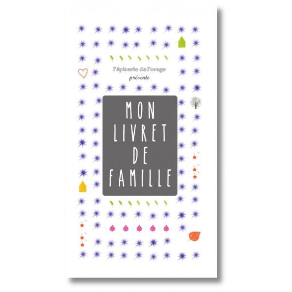 MON LIVRET DE FAMILLE
