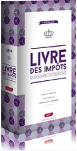 LIVRE DES IMPOTS LUXEMBOURGEOIS 2014