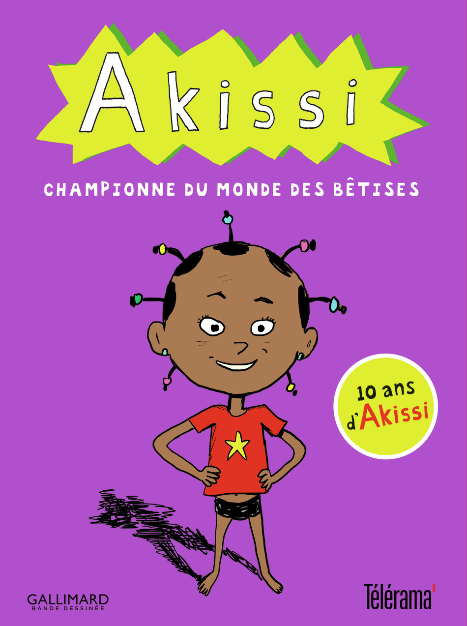 AKISSI - CHAMPIONNE DU MONDE DES BETISES