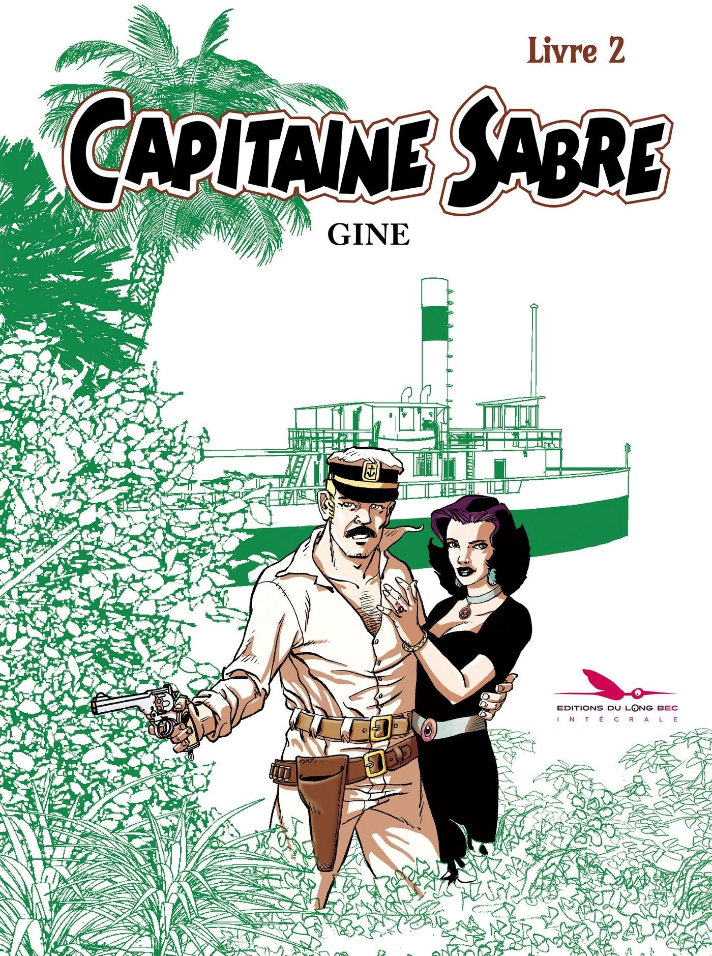 CAPITAINE SABRE - T02 - CAPITAINE SABRE - LIVRE 2