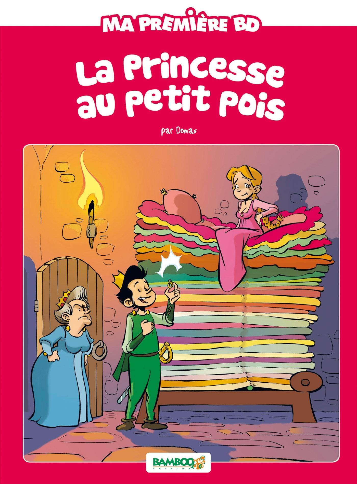 LA PRINCESSE AU PETIT POIS NOUVELLE EDITION