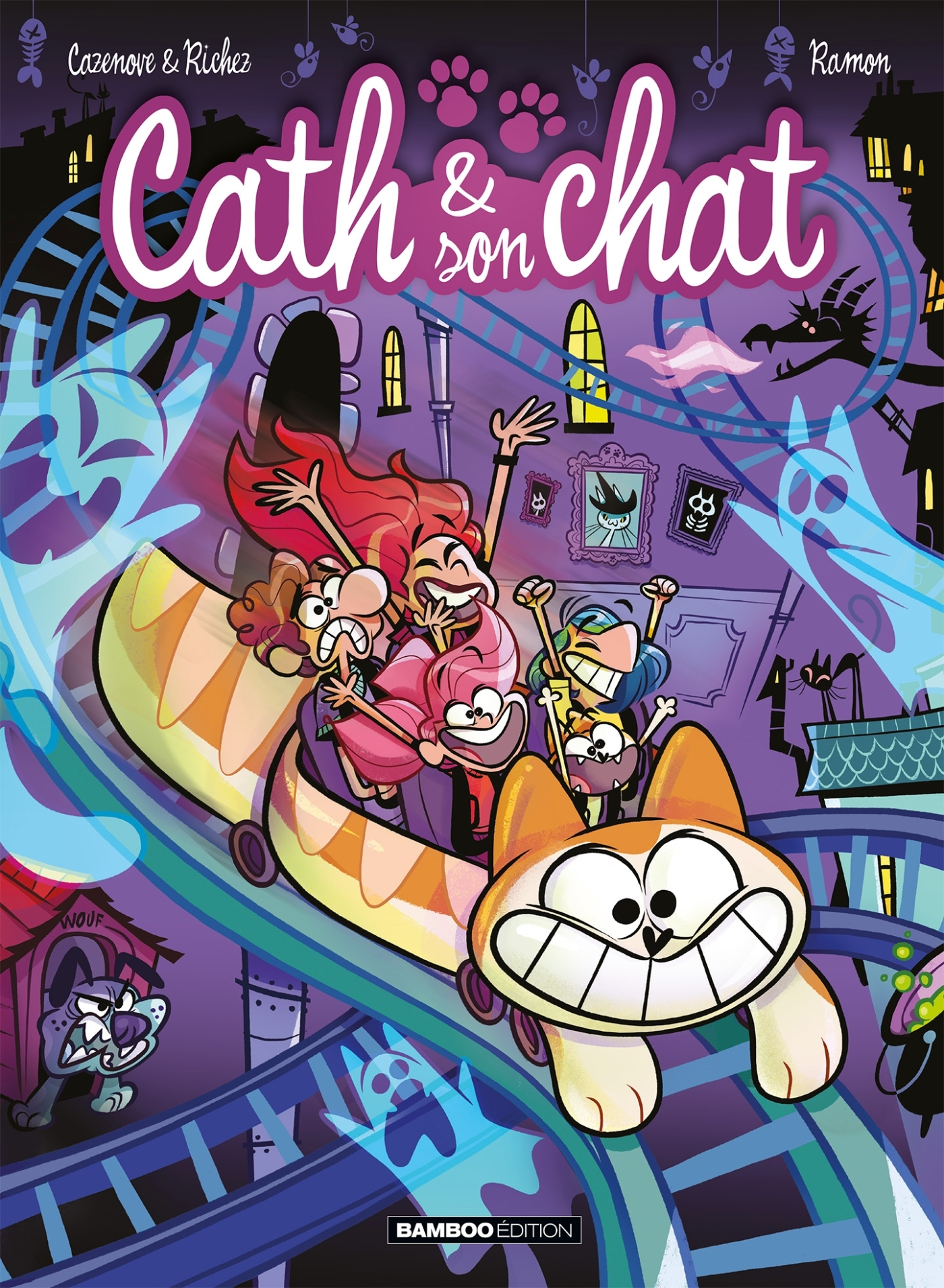 CATH ET SON CHAT - TOME 8