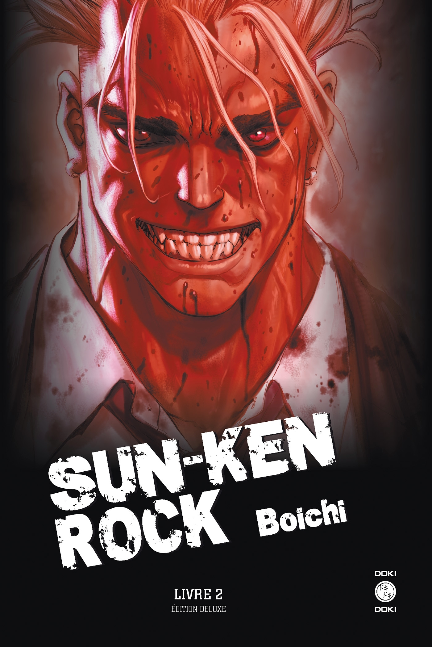 SUN-KEN ROCK - EDITION DELUXE - VOL.2 - T12