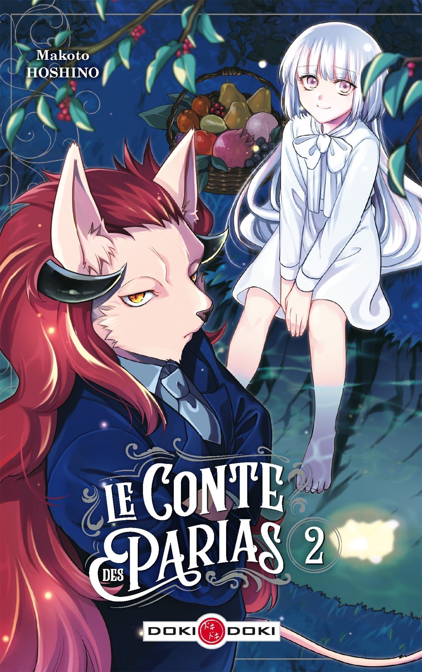 LE CONTE DES PARIAS - T02 - LE CONTE DES PARIAS - VOL. 02