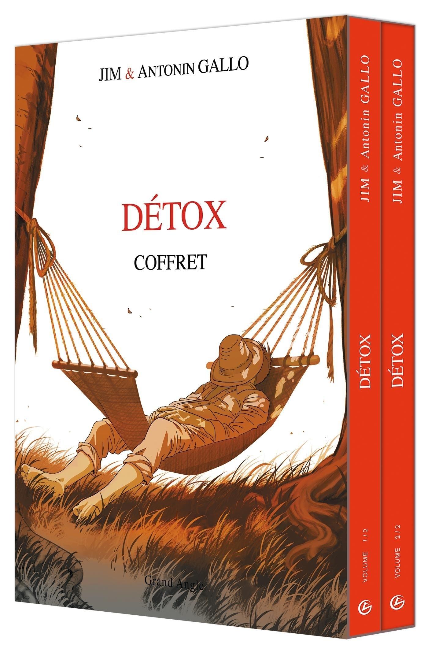 DETOX - T01 - DETOX - COFFRET - 01 ET 02
