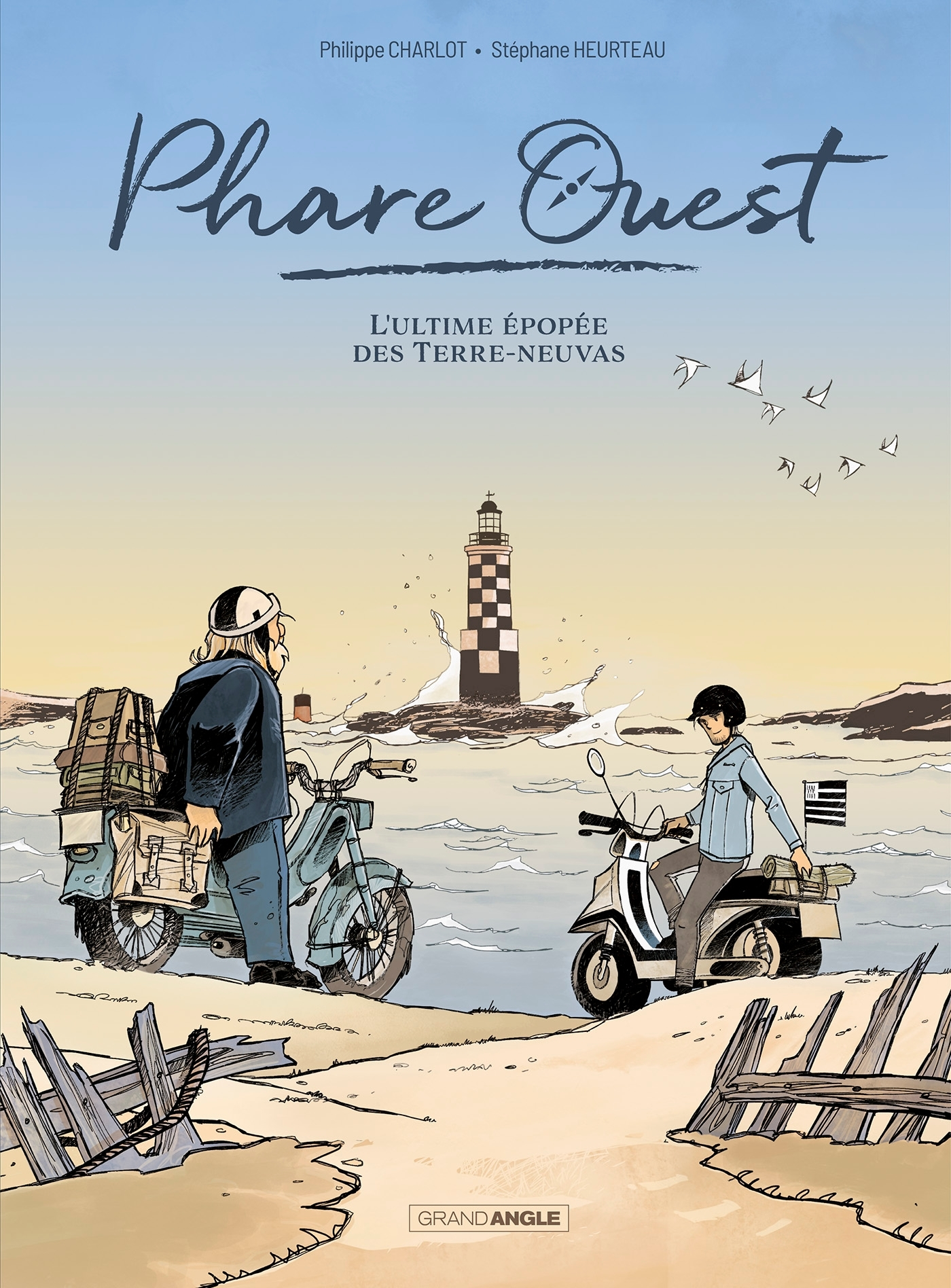 PHARE OUEST - HISTOIRE COMPLETE