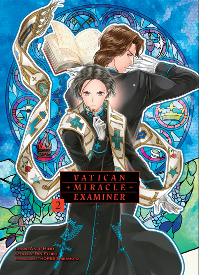 VATICAN MIRACLE EXAMINER - TOME 2 - 02