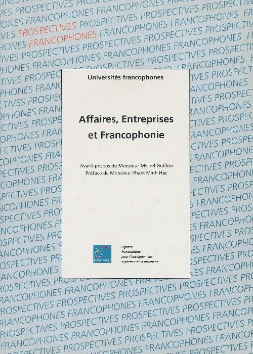 AUPELF AFF.ENTREP.& FRANCOPH.