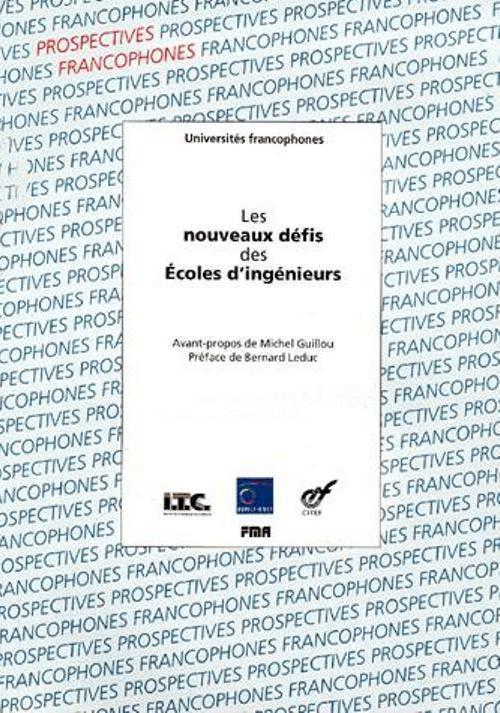 NOUVEAUX DEFIS DES ECOLES D INGENIEURS (LES)