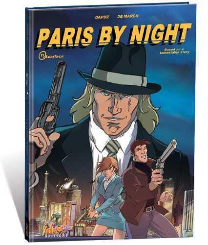 PARIS BY NIGHT T01 SCARFACE