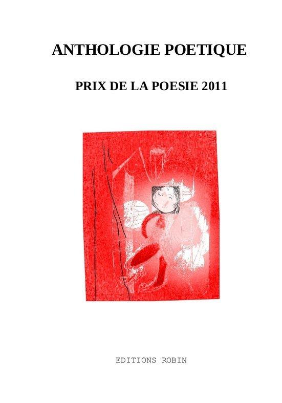 ANTHOLOGIE POETIQUE 2011