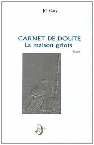 CARNETS DE DOUTE
