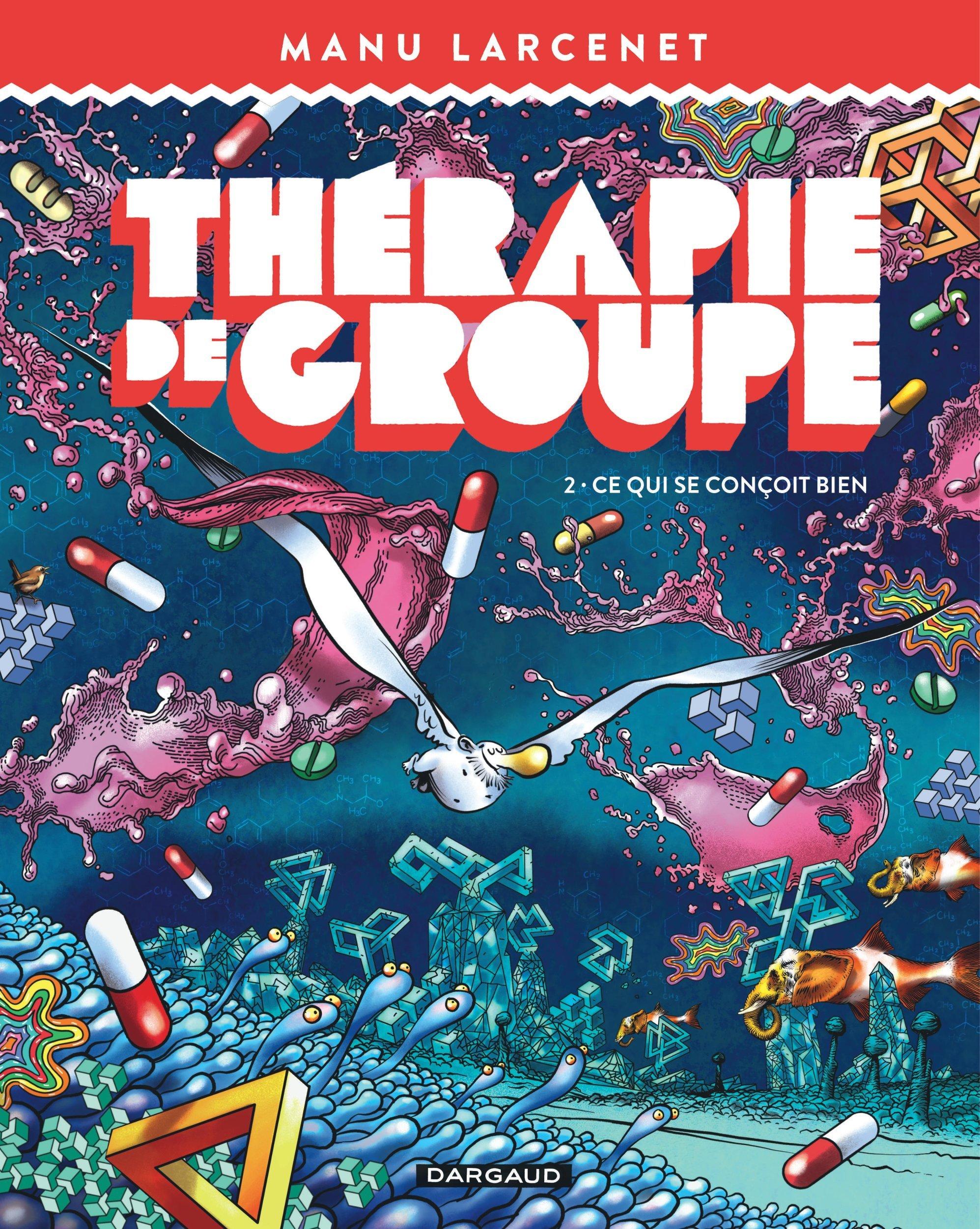 THERAPIE DE GROUPE - TOME 2