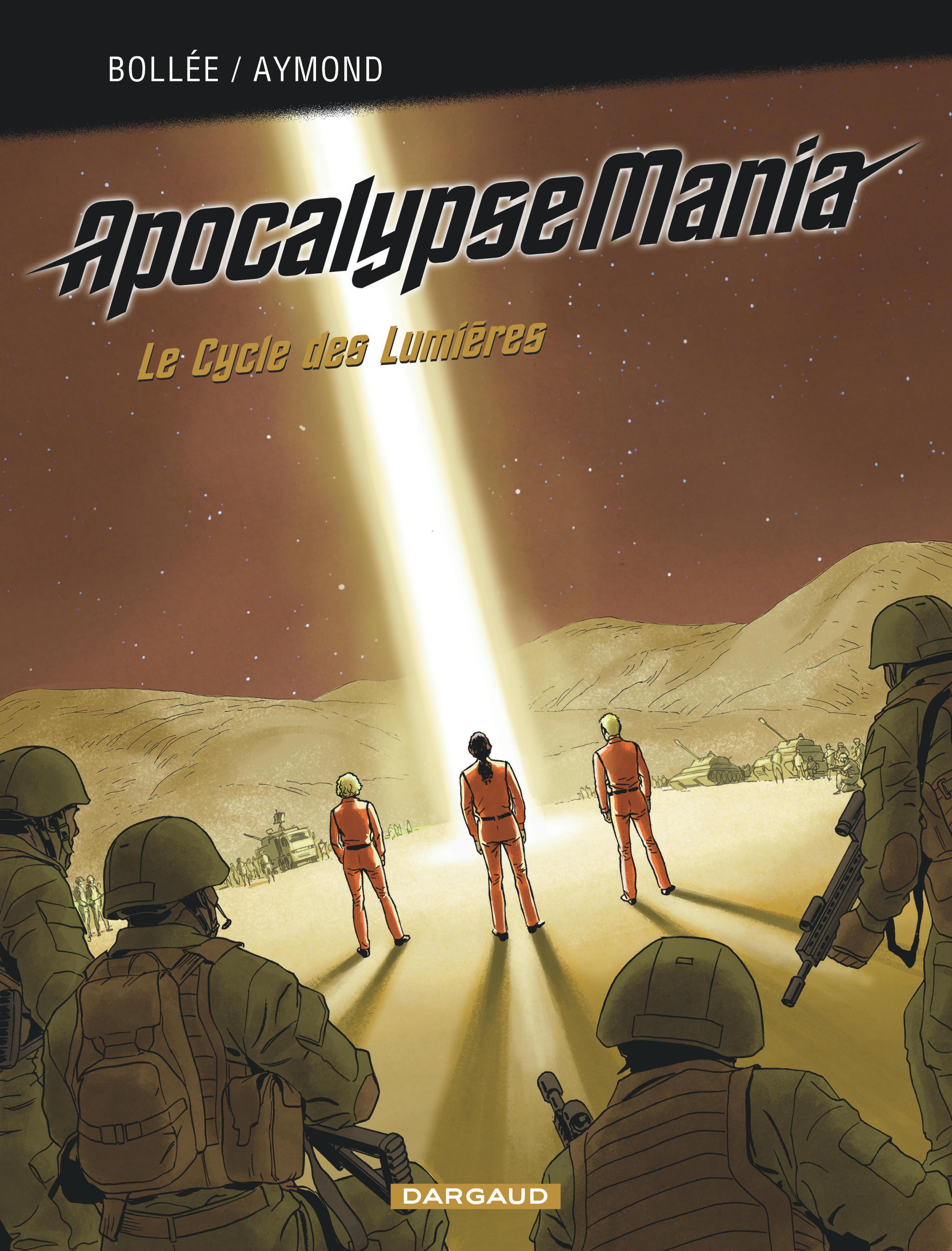 APOCALYPSE MANIA (INTEGRALE) - APOCALYPSE MANIA - INTEGRALE - TOME 1 - APOCALYPSE MANIA - INTEGRALE