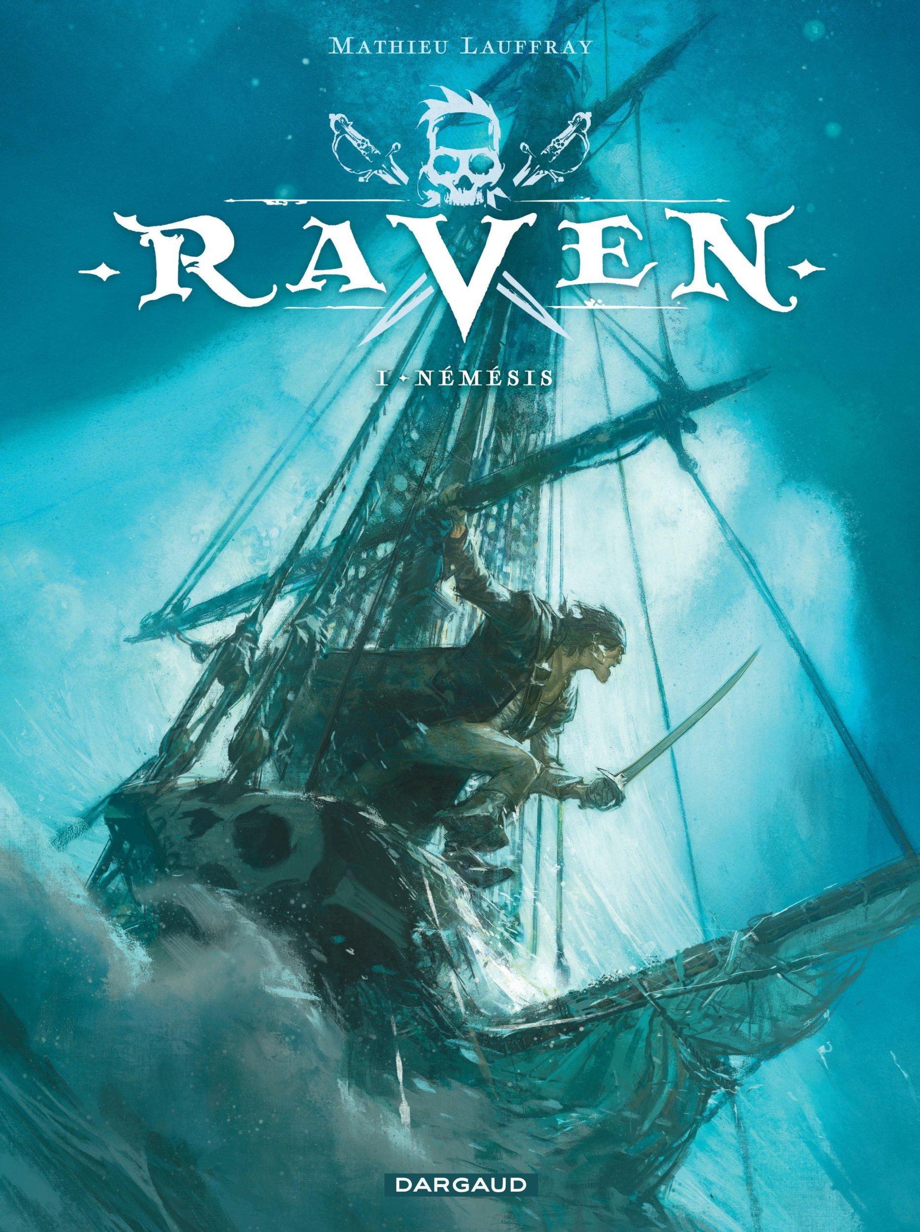 RAVEN - T01 - RAVEN - NEMESIS