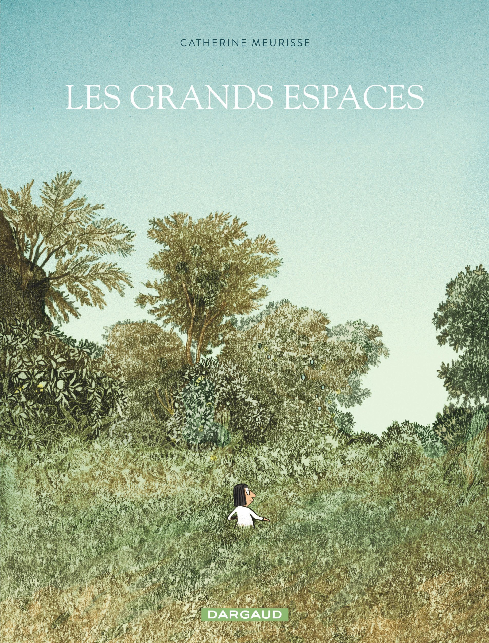 LES GRANDS ESPACES - GRANDS ESPACES (LES) - TOME 0 - GRANDS ESPACES (LES)