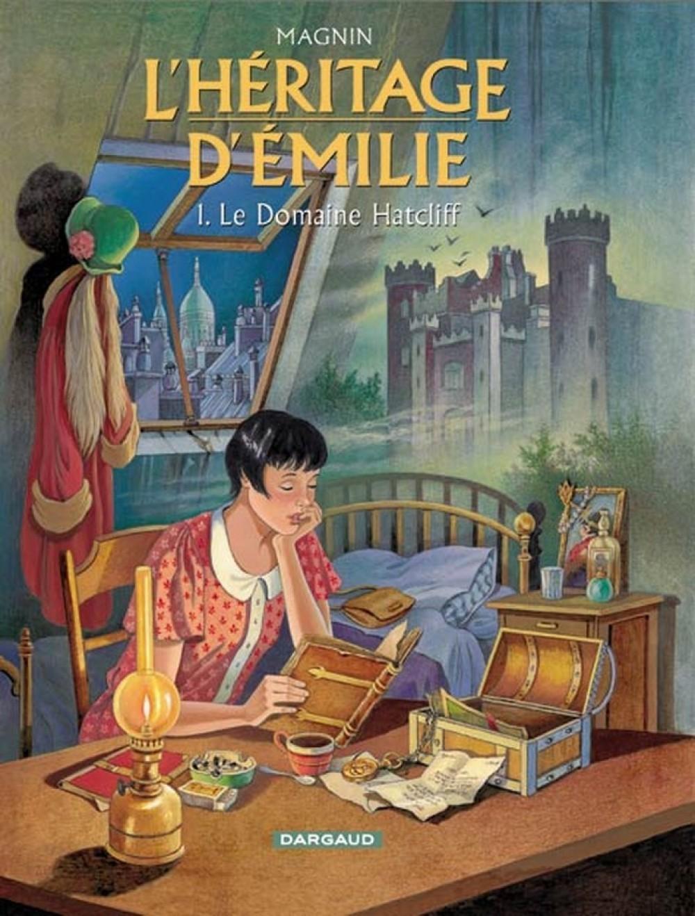 L'HERITAGE D'EMILIE - T1 - LE DOMAINE HATCLIFF