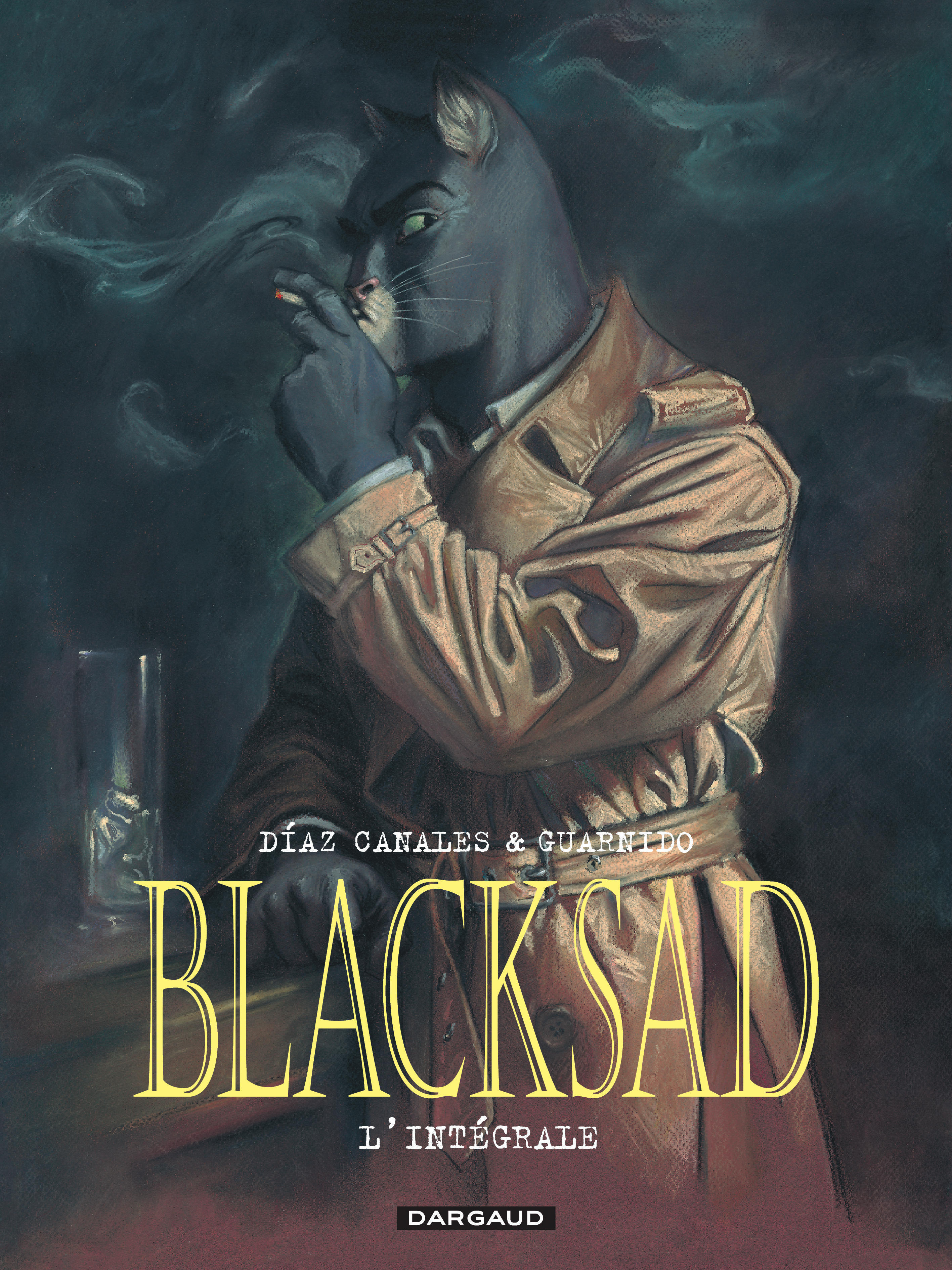 BLACKSAD - INTEGRALE