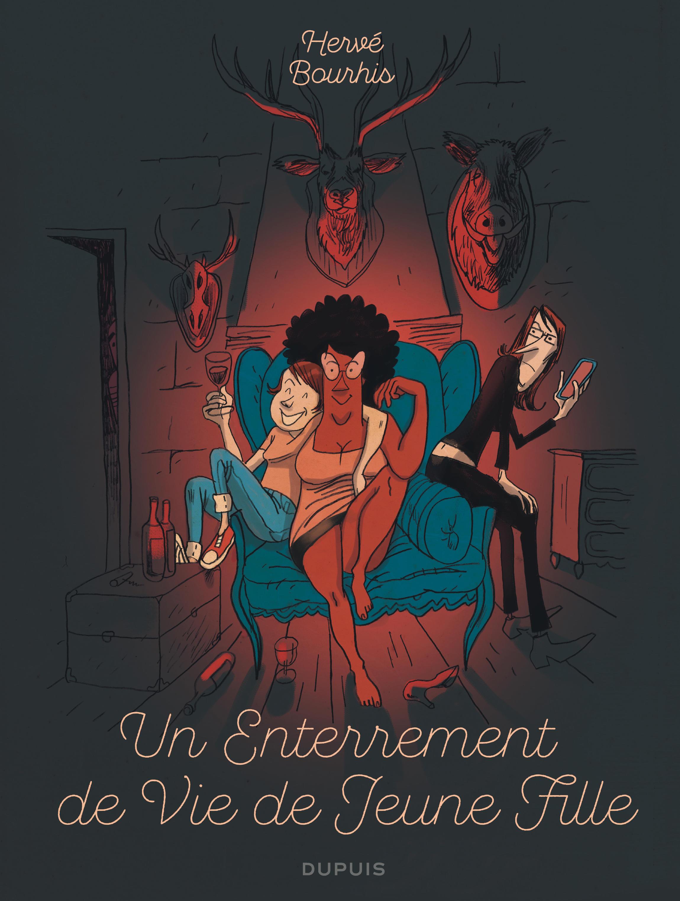 UN ENTERREMENT DE VIE DE JEUNE FILLE - TOME 0 - UN ENTERREMENT DE VIE DE JEUNE FILLE (REEDITION) - E