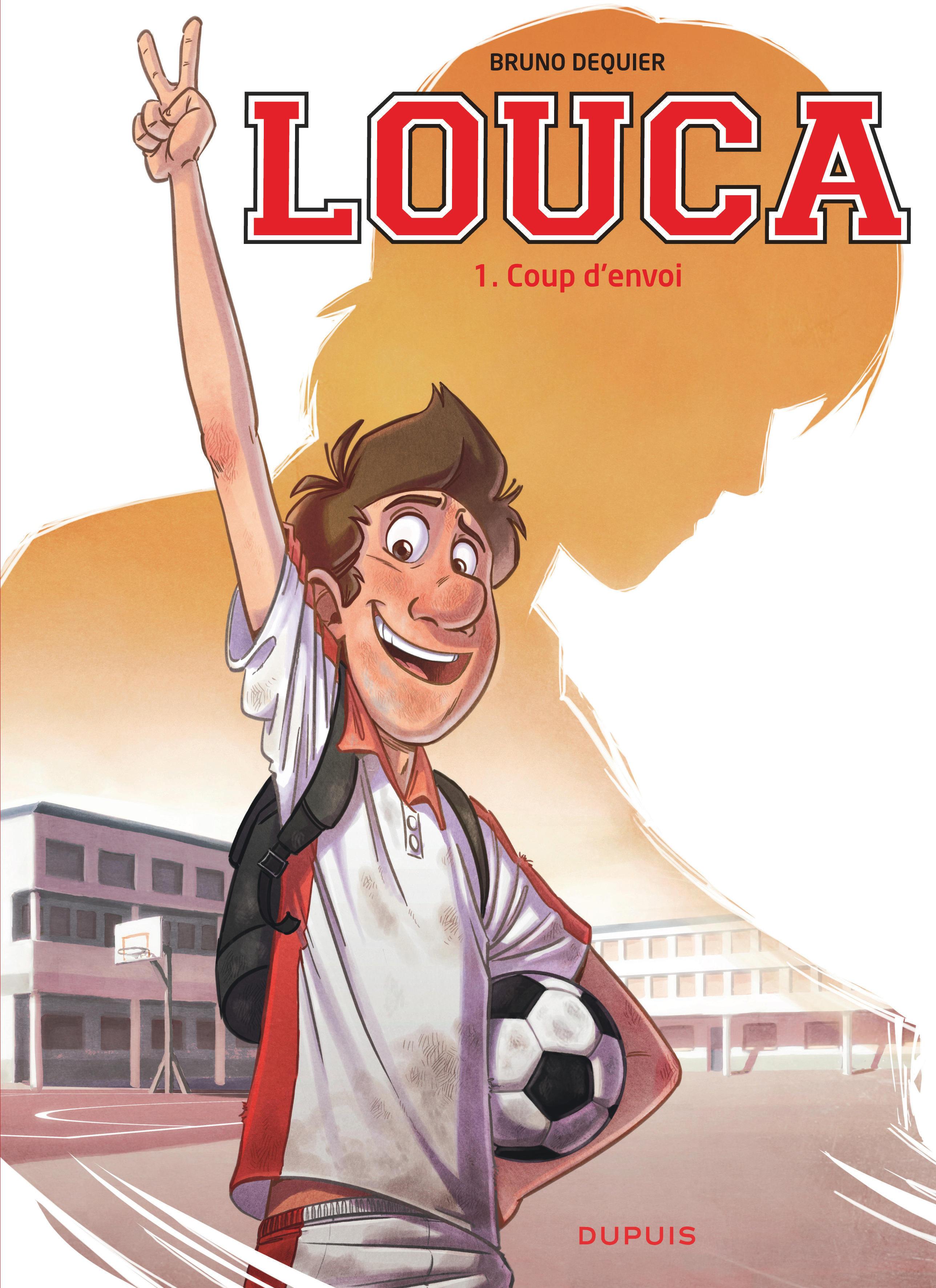 LOUCA - TOME 1 - COUP D'ENVOI (PRIX REDUIT)