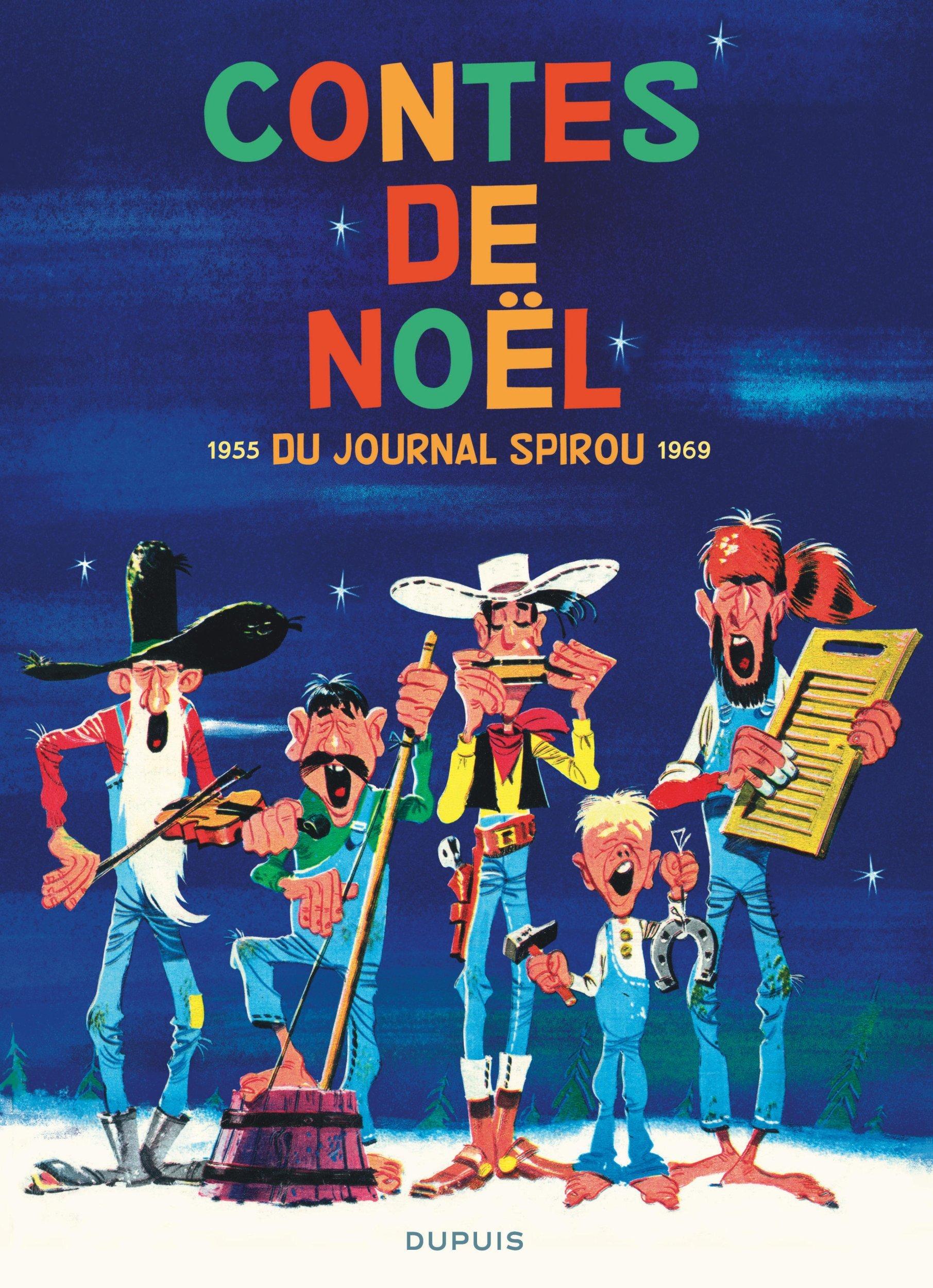 CONTES DE NOEL DU JOURNAL SPIROU 1955-1969