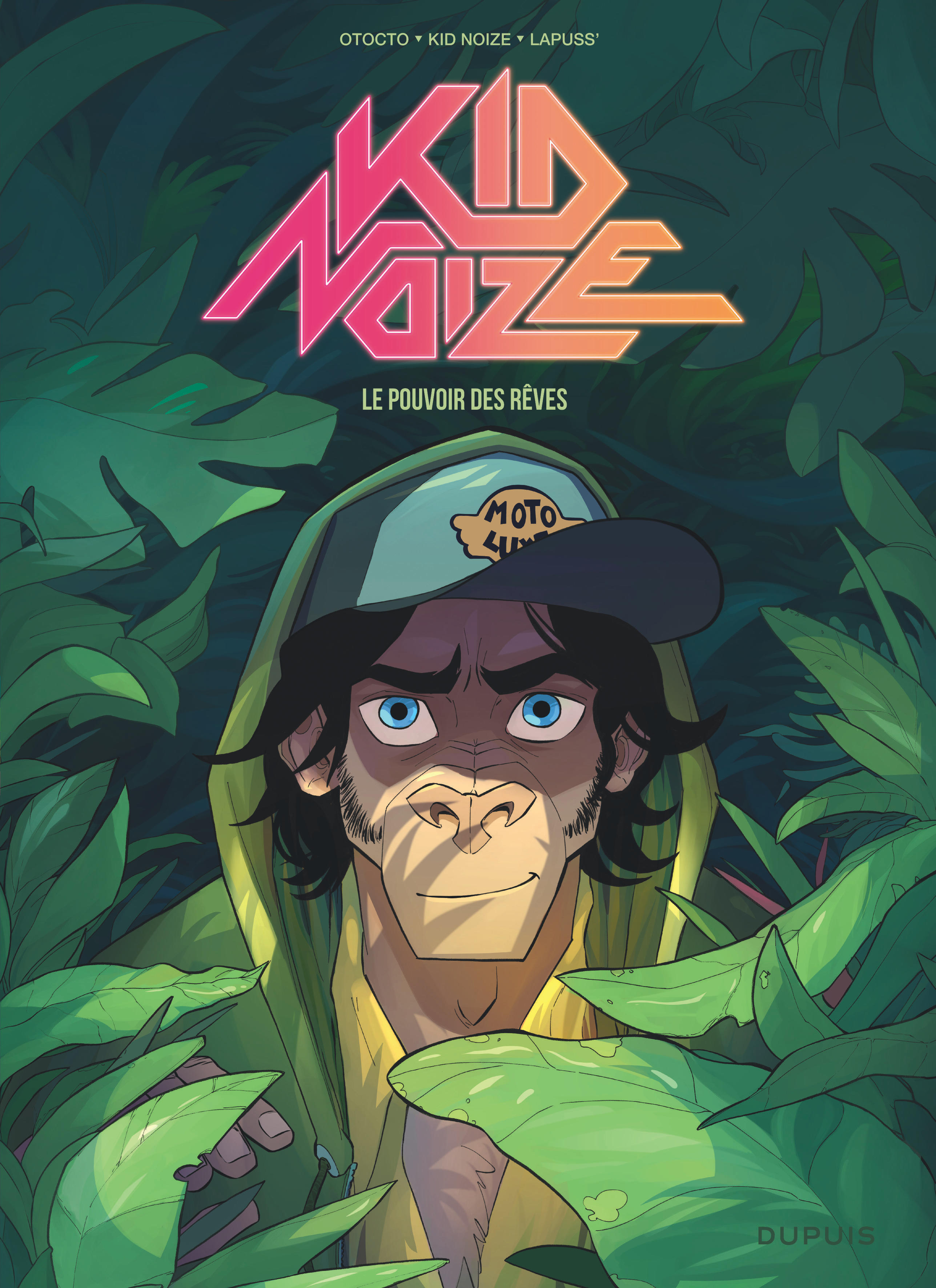 KID NOIZE - TOME 2 - LE POUVOIR DES REVES