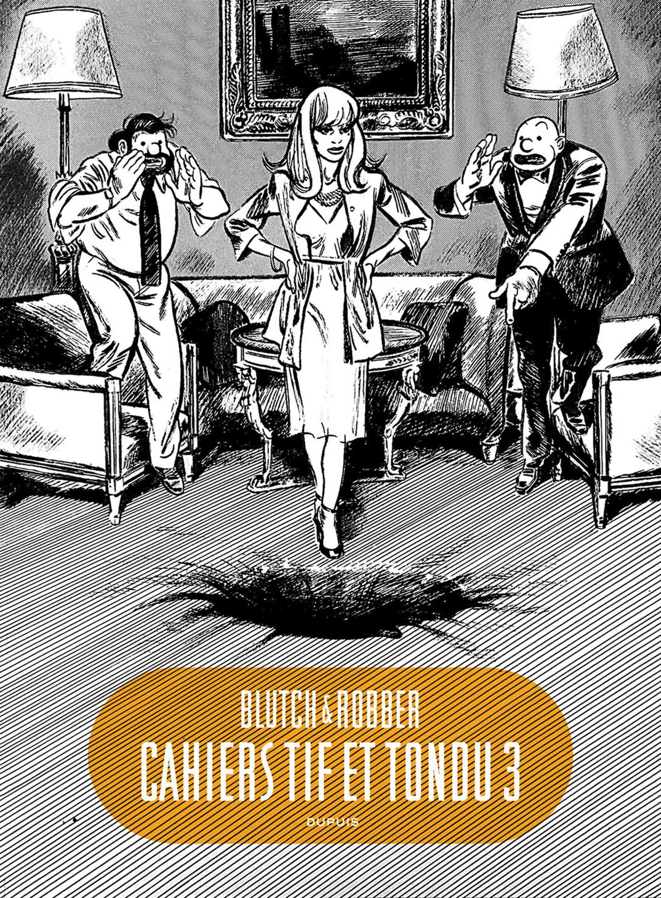 TIF ET TONDU (CAHIER) - TIF ET TONDU - CAHIERS - TOME 3 - CAHIERS TIF ET TONDU 3/3