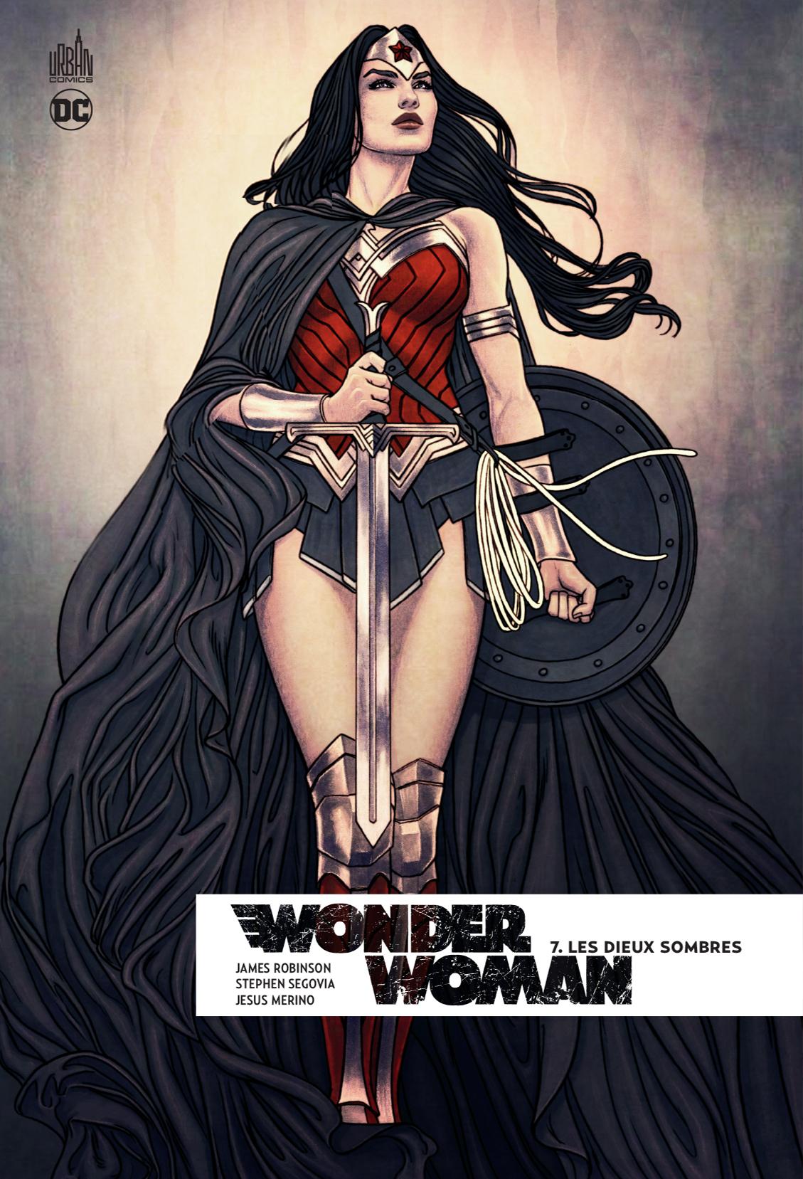 DC REBIRTH - WONDER WOMAN REBIRTH TOME 7