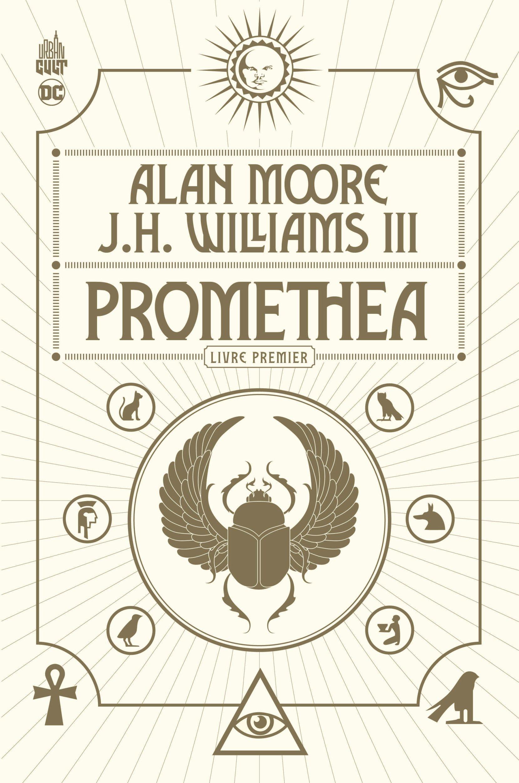 PROMETHEA TOME 1, TOME 1