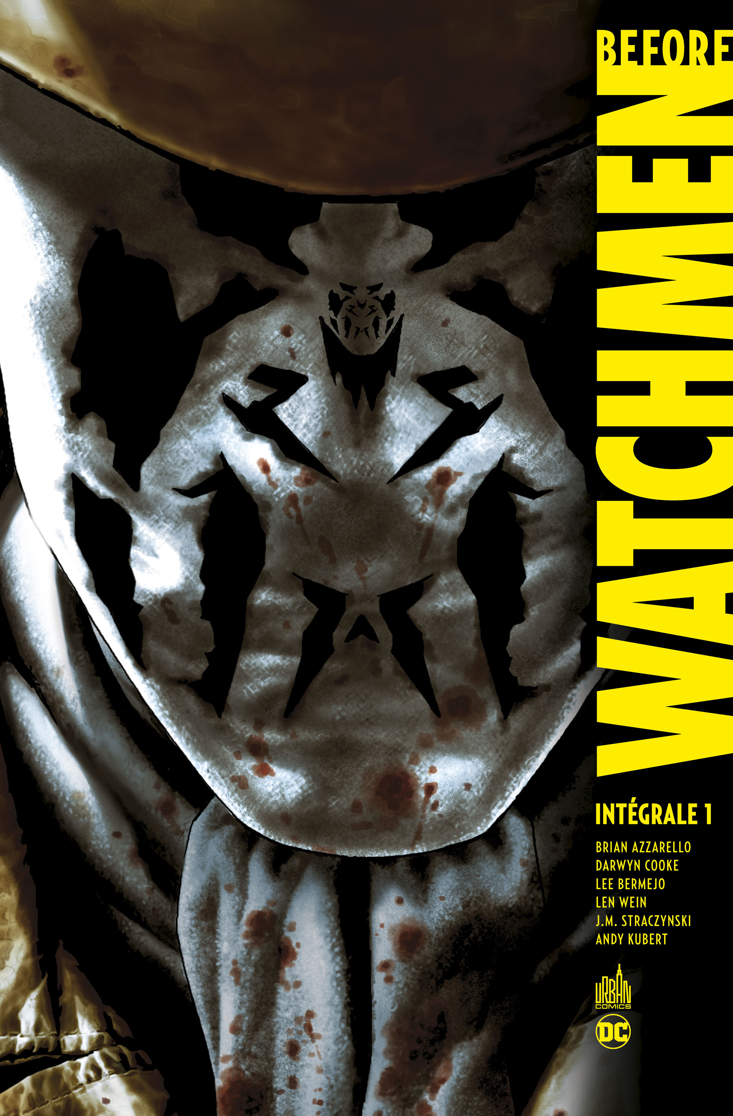 BEFORE WATCHMEN INTEGRALE  - TOME 1