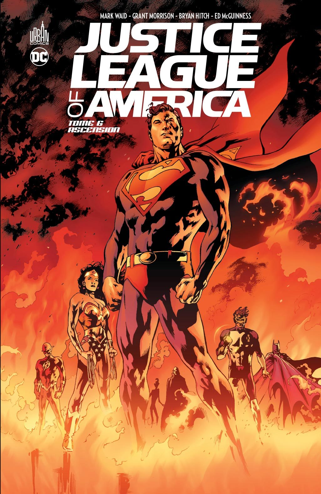 JUSTICE LEAGUE OF AMERICA TOME 6 - DC CLASSIQUES