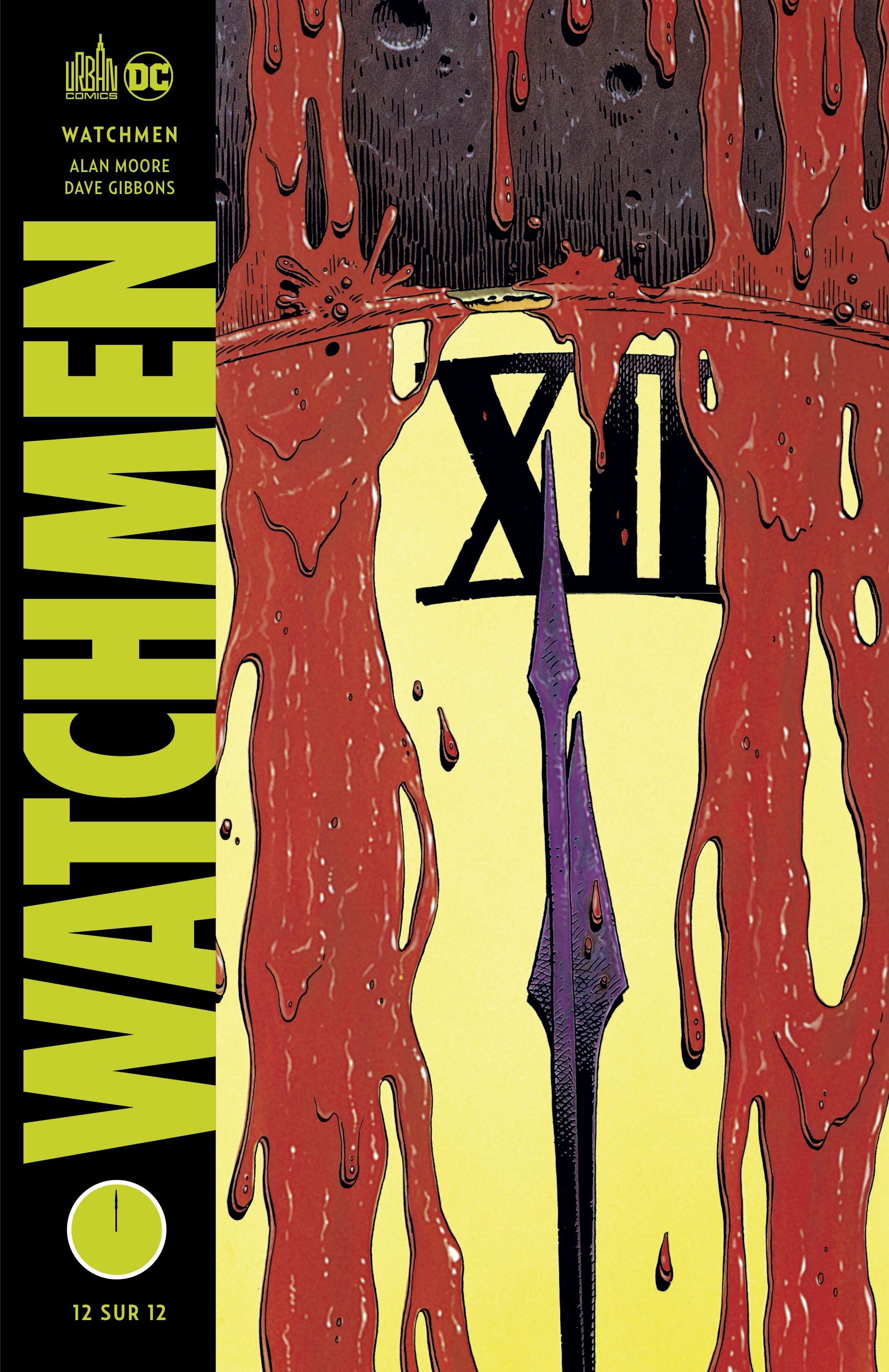 WATCHMEN - TOME 12