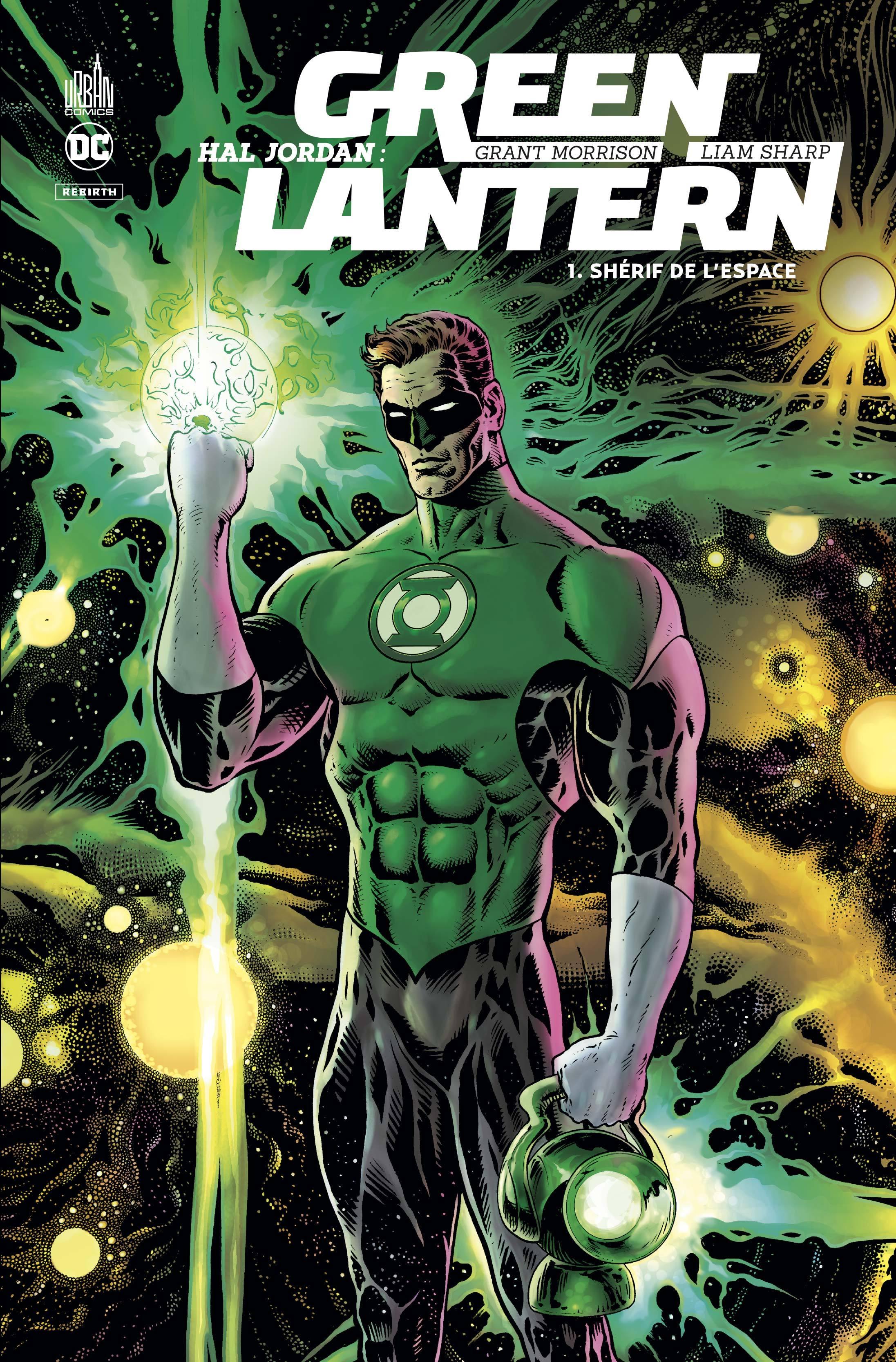 DC REBIRTH - HAL JORDAN : GREEN LANTERN TOME 1